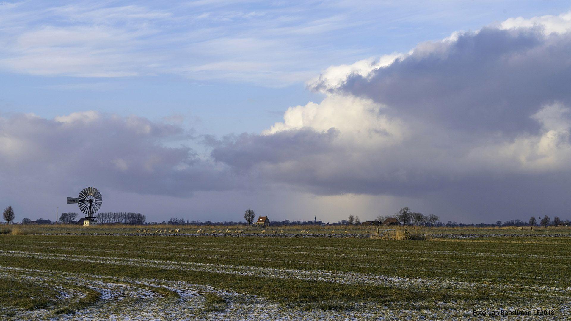 Webwerkt.nl Fries landschap