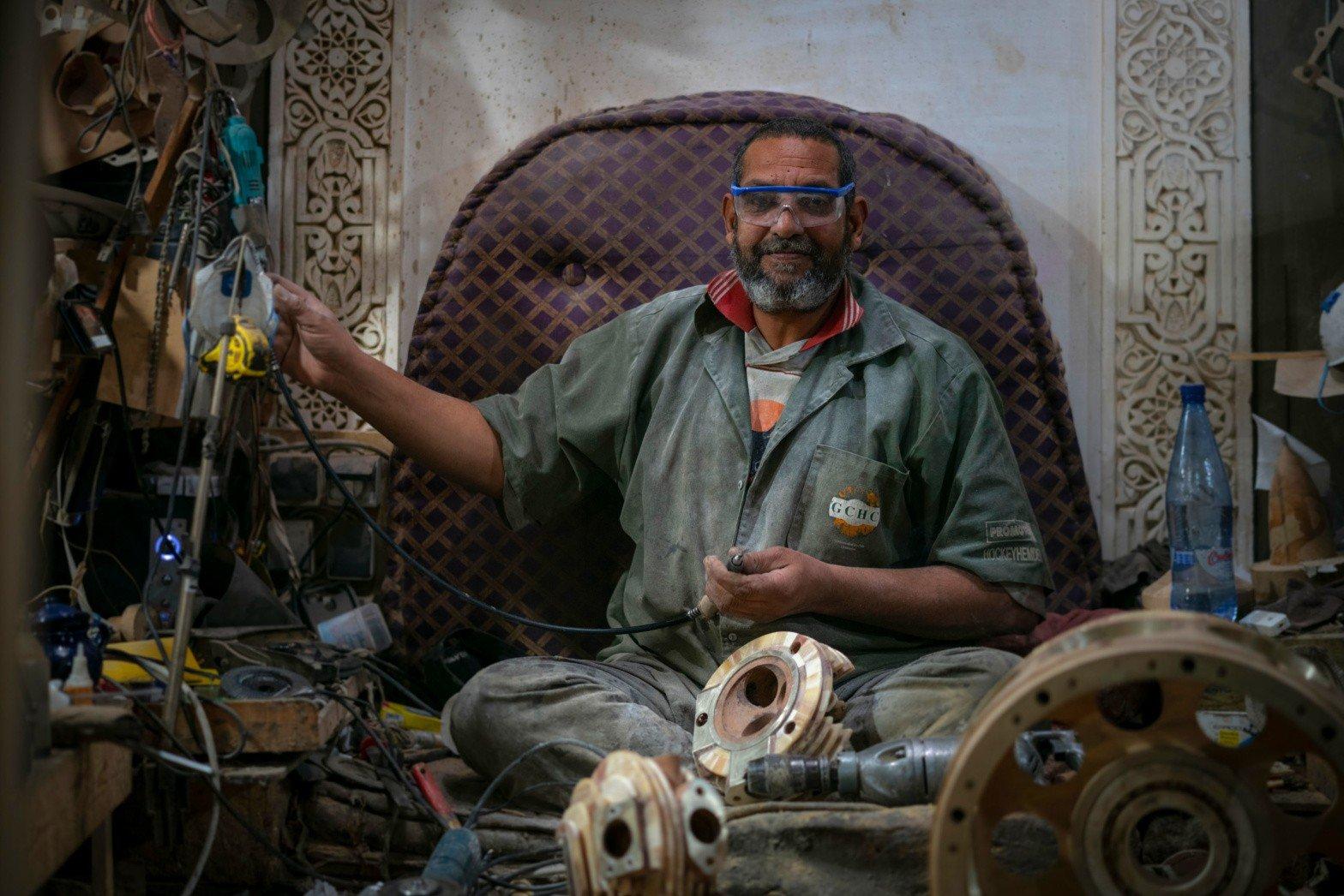Werkplaats Marrakesh