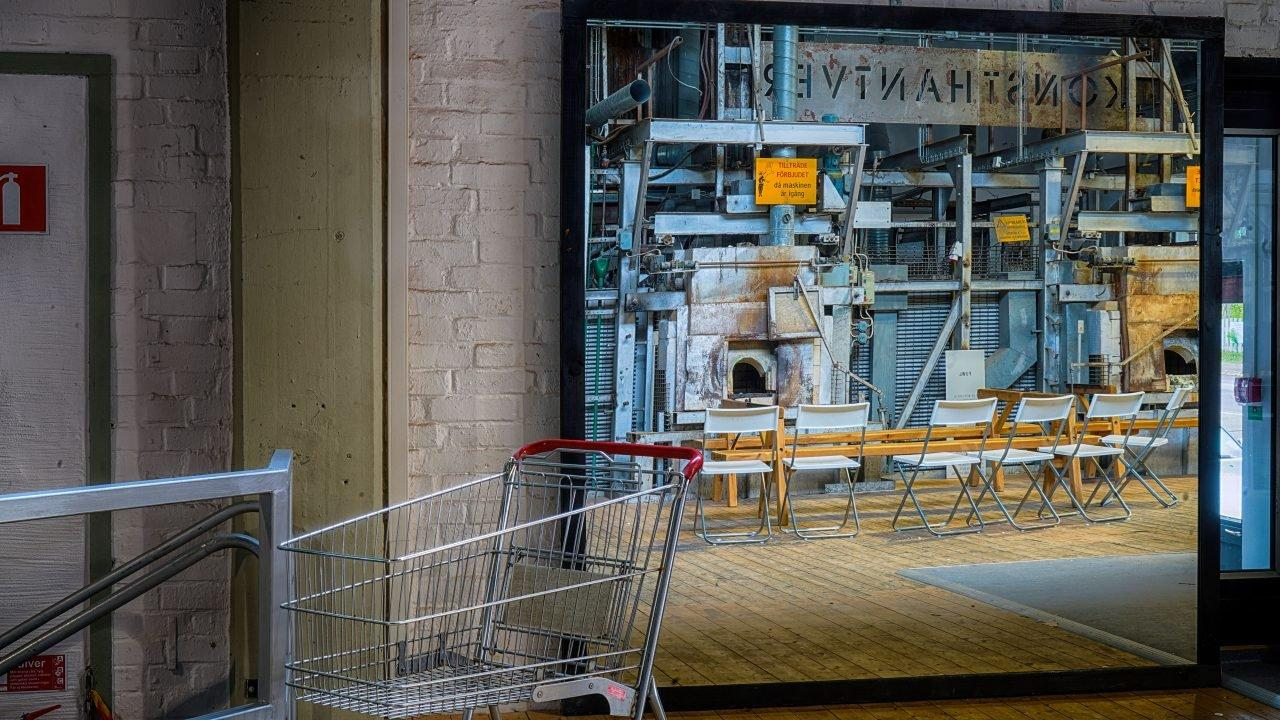 Glasbruk Boda The Glass Factory