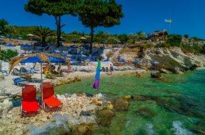 Pappa Beach op Samos
